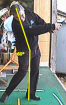 Golf Swing Analysis Angle